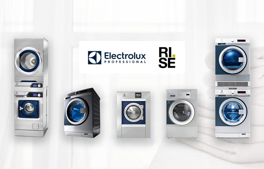 Richard Jay Electrolux Professional and RISE